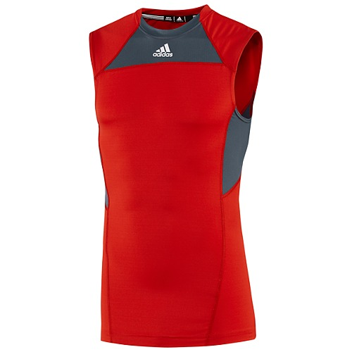 image: adidas Compression Sleeveless Tee Z40177