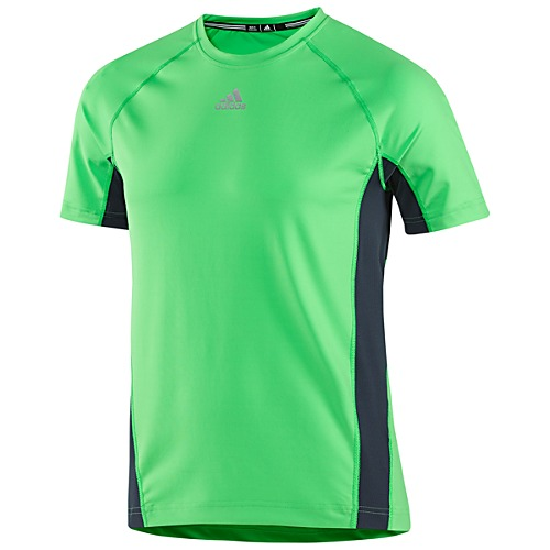 image: adidas Fitted Short Sleeve Tee Z40203