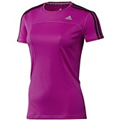 image: adidas Response 3-Stripes Short Sleeve Tee Z49277