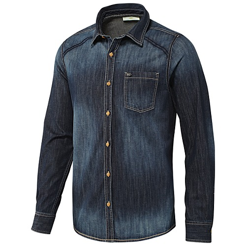 image: adidas Denim Shirt Z50083
