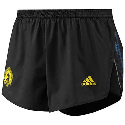 image: adidas Boston Marathon adizero Split Shorts Z56014
