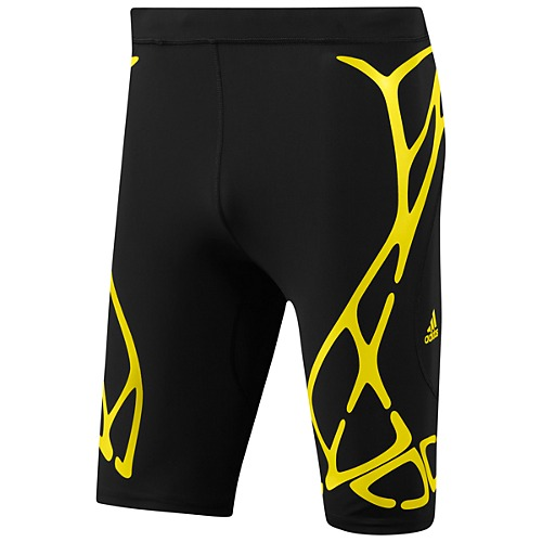 image: adidas Boston Marathon Adizero Short Tights Z56015