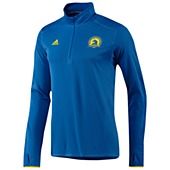 image: adidas Boston Marathon Half-Zip Fleece Jacket Z56038