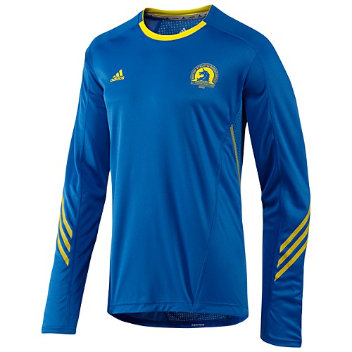 image: adidas Boston Marathon Supernova Long Sleeve Tee Z56044