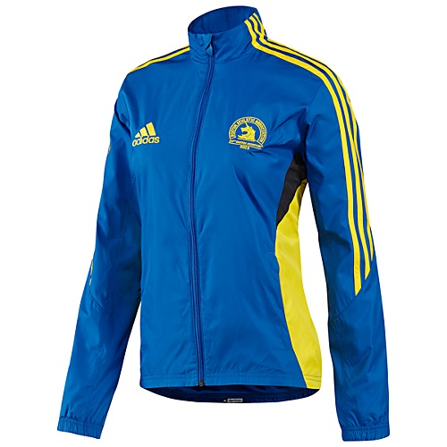 image: adidas Official Boston Marathon Jacket Z56060