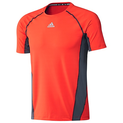 image: adidas Fitted Short Sleeve Tee Z56479