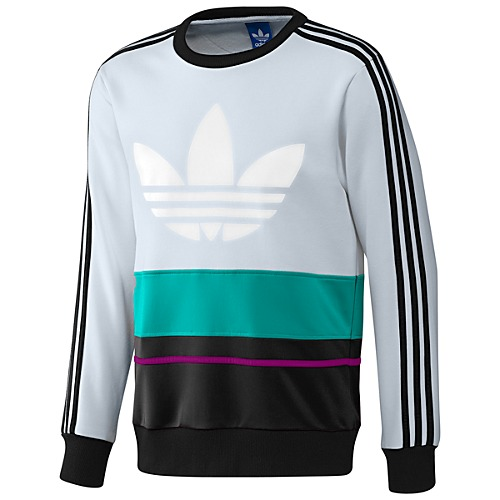 image: adidas C90 Art Fleece Sweatshirt Z57976