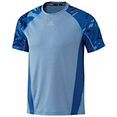 image: adidas Fitted Short Sleeve Camo Shirt Z62986