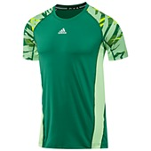 image: adidas Fitted Short Sleeve Camo Shirt Z62988