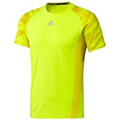 image: adidas Fitted Short Sleeve Camo Shirt Z62990