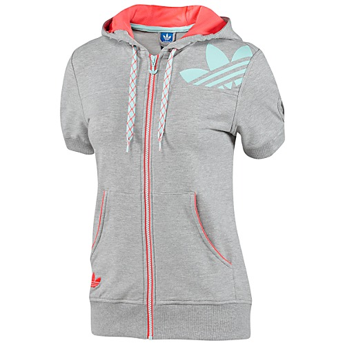 image: adidas Frenchie Short Sleeve Track Top Z62991