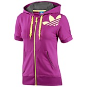 image: adidas Frenchie Short Sleeve Track Top Z62992