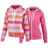 image: adidas Striped Reversible Windbreaker Z65786