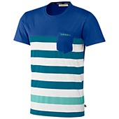 image: adidas Nautical Striped Pocket Tee Z66021