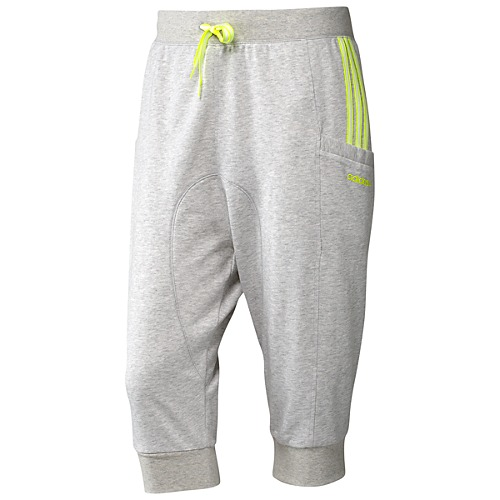 image: adidas Drop Crotch Three-Quarter Track Pants Z66047