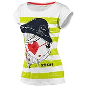 image: adidas Pirate Girl Tee Z66201