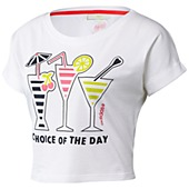 image: adidas Cocktail Tee Z66221