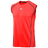 image: adidas Fitted Sleeveless Top Z73020