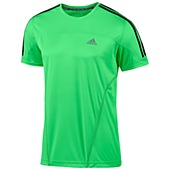 image: adidas Response 3-Stripes Short Sleeve Tee Z74129