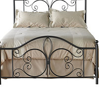 Milwaukee Queen Bed