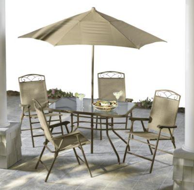 McLeland Design 6pc Nantucket Patio Set $ 269.99