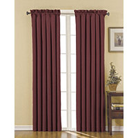 "2 Eclipse Canova 42x63"" Panel - Burgundy"