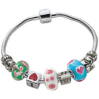 Beads + Charms