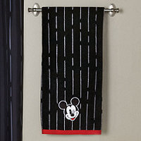 Mickey Tuxedo Embroidered 6-pc. Towel Set