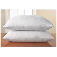 Pair Rolled Standard Pillows