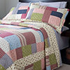 Portsmouth Home Savannah 3Pc. Quilt Set Full/Queen