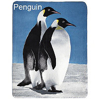 Fleece Blanket - Penguin