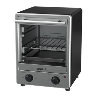 Courant Countertop Toaster Oven Black photo