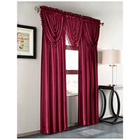 "Save 50% Treasure Faux Silk 36x26"" Valance"