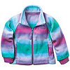 Columbia Girls Printed Fleece Jacket (4-6x)