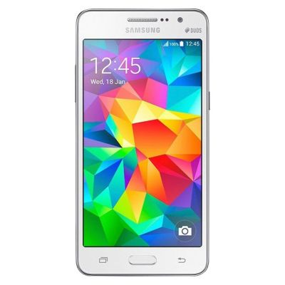 "Samsung Galaxy Grand Prime DUOS 5"" 8GB Unlocked Android Smartphone"