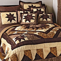 Save 45% So Soft Dreaming Full 8pc Quilt Set