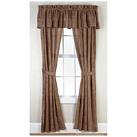 "Save 45% So Soft Dreaming 84x84"" 5pc Window Set"