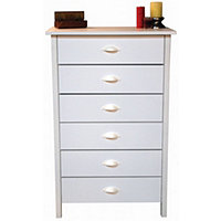 6 Drawer Nouvelle Chest