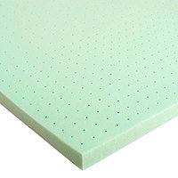 "SleepJoy ViscoFresh Foam 3"" Queen Mattress Topper"