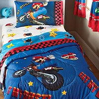 super mario bed sheets, coloring pages
