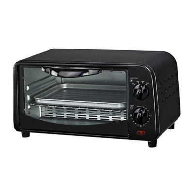 Courant Countertop Toaster Oven, Black photo