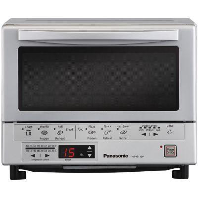 Panasonic FlashXpress Toaster Oven White photo
