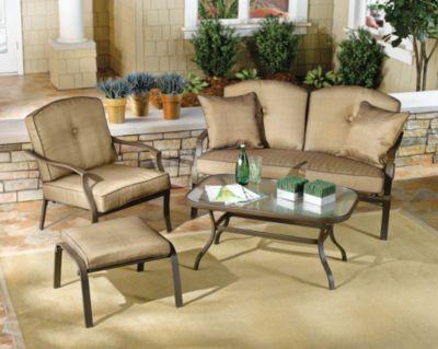 McLeland Design? Key Largo II4pc Deep Seating Set $ 449.99
