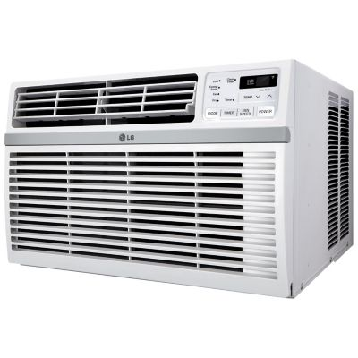 LG LW8016ER 8000 BTU Window Air Conditioner - White photo