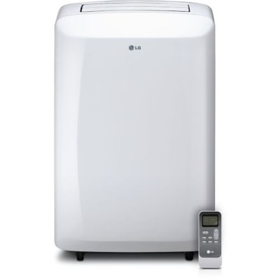 LG LP1015WSR 10,000 BTU Portable Air Conditioner - White photo