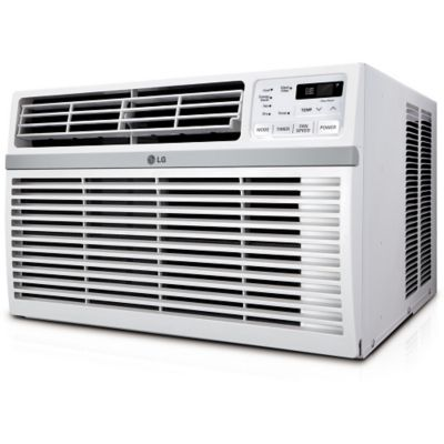 LG LW2516ER 24500 BTU 230V 2016 ENERGY STAR Electronic Window Air Conditioner with Remote - White White photo
