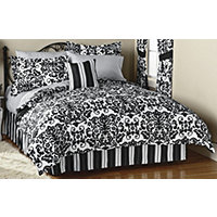 Rockford Manor Queen Comforter Set + Sheet Set