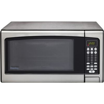 Danby Designer 1.1 Cu. Ft. 1100-Watt Countertop Microwave Oven photo