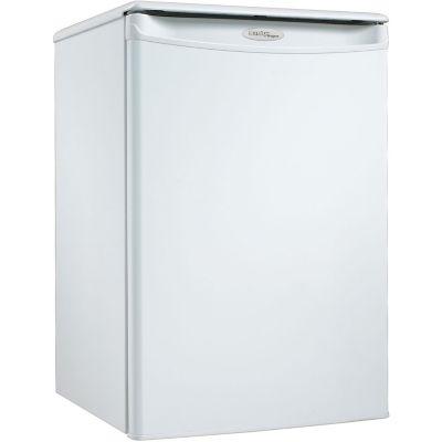 Danby Designer Energy Star 2.6 Cu. Ft. Compact All Refrigerator, White photo