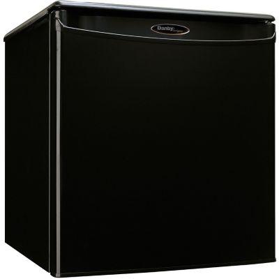 Danby Designer Energy Star 1.7 Cu. Ft. Compact All Refrigerator, Black photo